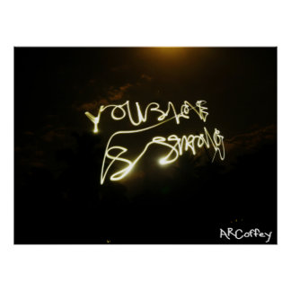 Your Love is Strong Poster