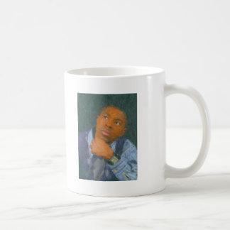 Your love Still haunts me painting mug