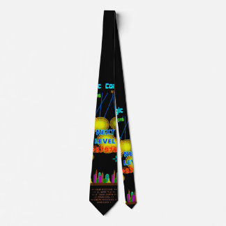 Your Mission Work 9-5 Save Earth Retro Gamer Tie