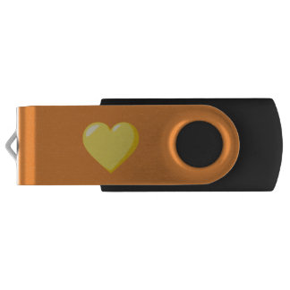 """Your Name"" and Emoji USB Flash Drive"