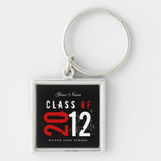 """""""your name"""" Class of 2012 Key-Chain Key Ring"""