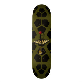 Your Name Fighting Ant Skateboard