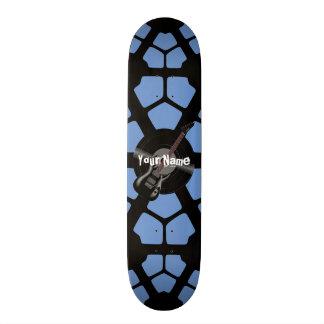 Your Name Guitar Skateboard