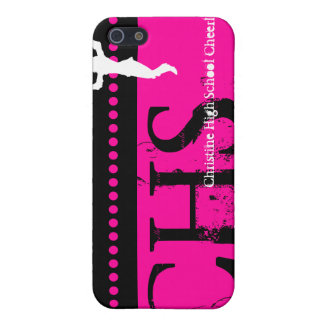 Your Name iPhone 4 Speck Case Cheerleader iPhone 5/5S Covers