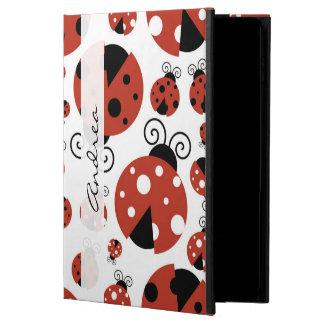 Your Name - Ladybugs (Ladybirds) - Red Black