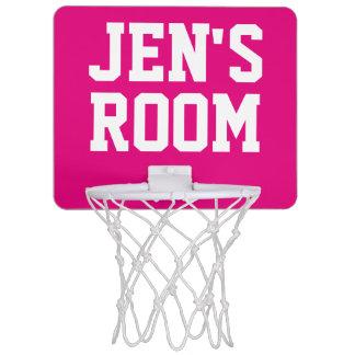 Your Name Mini Basketball Hoop