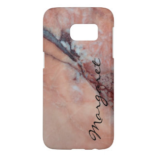 Your Name on Flawed Pink Marble