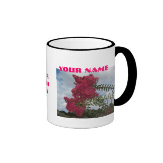 """Your Name"" Ringer Mug"