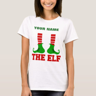 YOUR NAME THE ELF T-Shirt