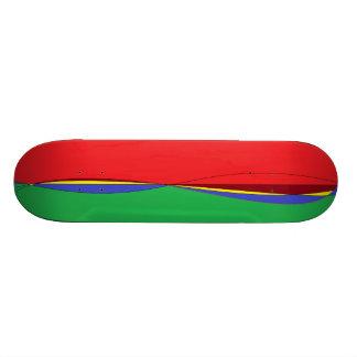 your nation skateboard deck