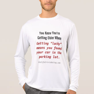 Your  New ' Getting Lucky ' Shirt