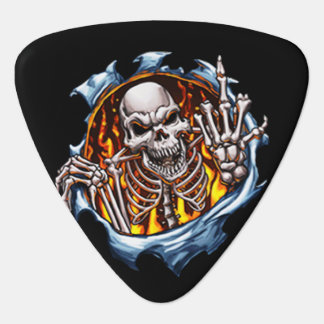 Your Number One Skeleton Plectrum