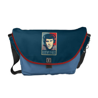 Your Obamicon.Me Courier Bag