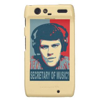 Your Obamicon.Me Motorola Droid RAZR Case