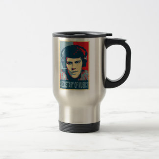 Your Obamicon.Me Stainless Steel Travel Mug