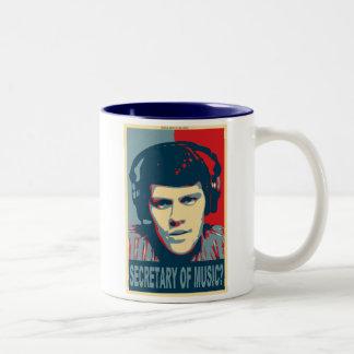 Your Obamicon.Me Two-Tone Coffee Mug