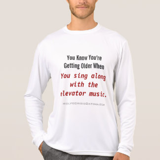 Your Official New Sing-Along Shirt