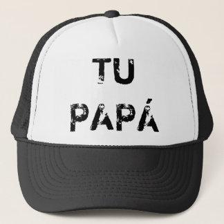 YOUR PAPA TRUCKER HAT