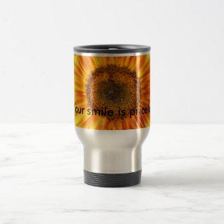 Your personal travel mug