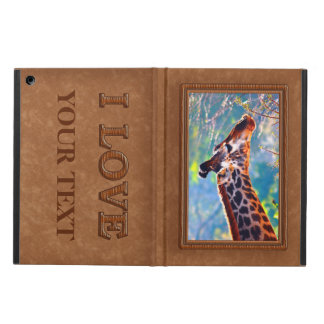 YOUR Personalized iPad Cover PHOTO or Keep Giraffe
