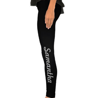 Your personalized name legging