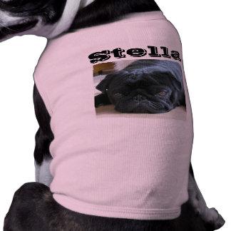 Your Pet Photo and Name Pet Shirt