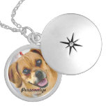 Your Pet Photo Or Loving Memorial Necklace