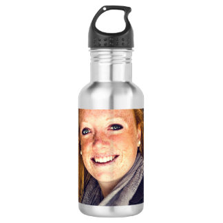 Your Photo Graduation, Family, Baby, Pet etc 532 Ml Water Bottle