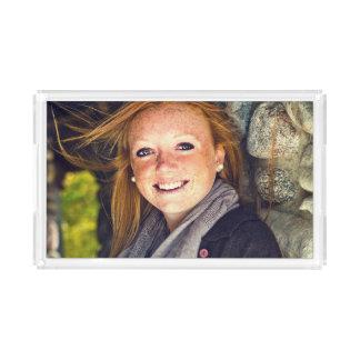 Your Photo Graduation, Family, Baby, Pet etc Acrylic Tray