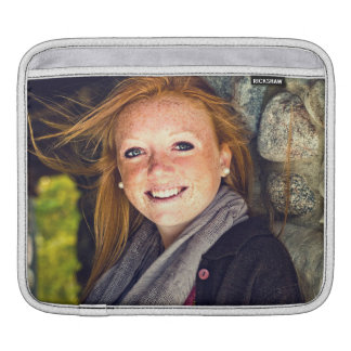 Your Photo Graduation, Family, Baby, Pet etc iPad Sleeve