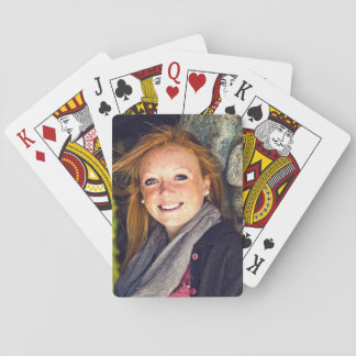 Your Photo Graduation, Family, Baby, Pet etc Playing Cards
