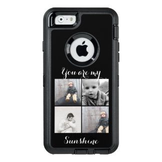 Your Photo Here Personalized With Message Too OtterBox iPhone 6/6s Case