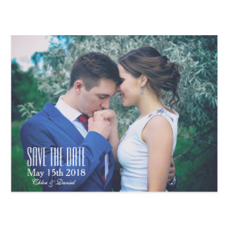 Your Photo Save the Date Cards | Postcard