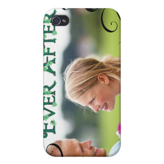 Your Photo Swirly iPhone Cover iPhone 4 Cover
