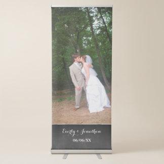 Your Photo Wedding Banner