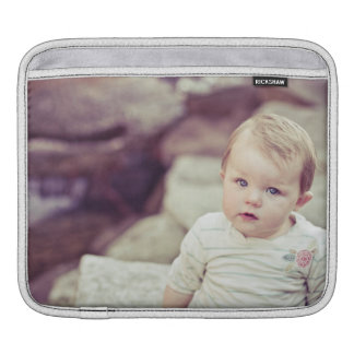 Your Photograph iPad Sleeve