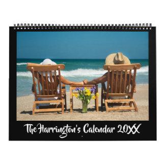 YOUR PHOTOS custom calendar (ANY YEAR!)
