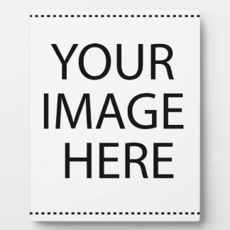 Your Picture Here Photo Plaque