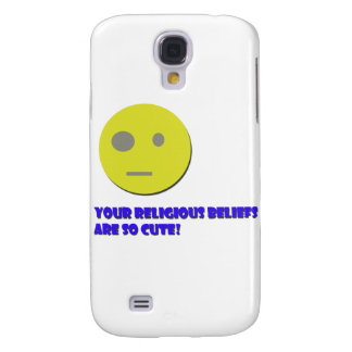 Your Religious Beliefs Galaxy S4 Cover