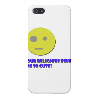 Your Religious Beliefs Covers For iPhone 5