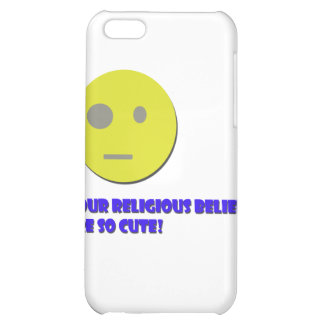 Your Religious Beliefs Case For iPhone 5C
