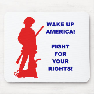 Your Rights! Mouse Pad