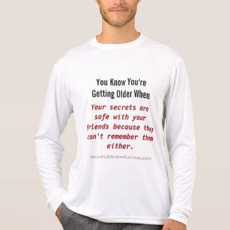 Your Secrets-Are-Safe (?) Shirt