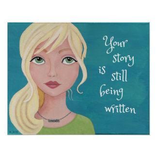 Your Story - Fine Art Print