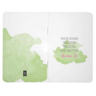 Your Story Matters   Artist/Writer Pocket Journal