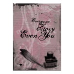 Your Story Poster