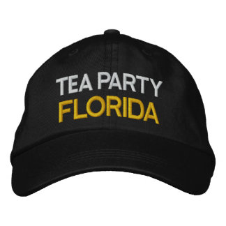 Your Tea Party-Taxed to the MAX- by SRF Baseball Cap