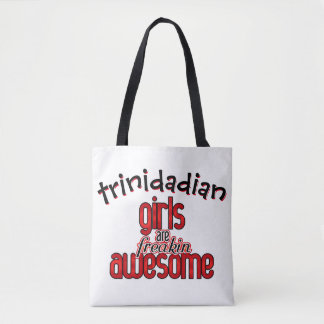 (Your Text) Girls are Freakin Awesome Tote Bag