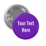 Your Text Here Custom Purple Background Button
