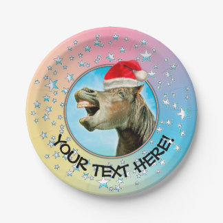 your text here! paper plate